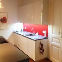 Küche Altbauwohnung rechts