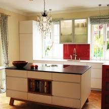 Küche elegant