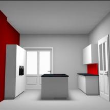 Küche_rot